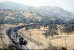 A Mix of EMD 40-series Ready to Pulling &quot;Cans&quot; Up the Hill and Around the Loop